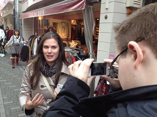 Shooting video   by kalleboo