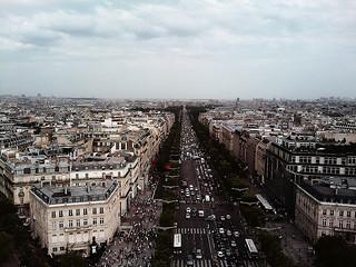 Champs Elysées | by ❀ sanneke