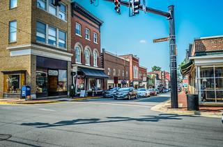 Old Town Leesburg   by m01229