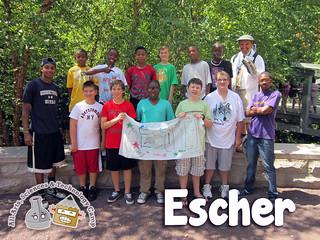 Escher   by allartscamp