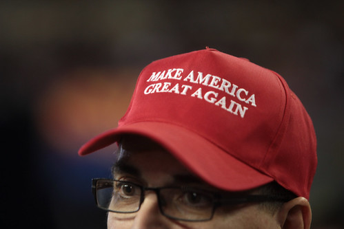 Make America Great Again hat | by Gage Skidmore