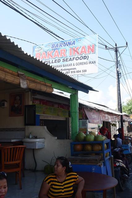金, 2016-05-20 19:26 - ジンバラン魚市場  Jimbaran Fish Market  魚グリル屋