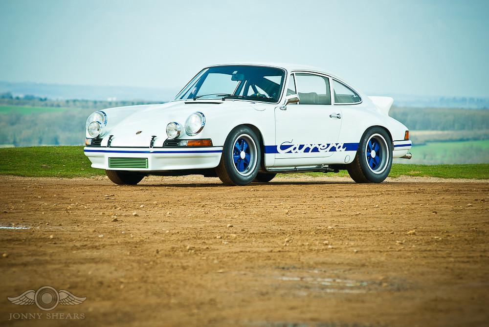 1973 Porsche 911 Carrera Rs 27 Genuine 1973 Porsche 911 C