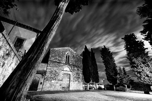 San Francesco's Church Tuscany Italy