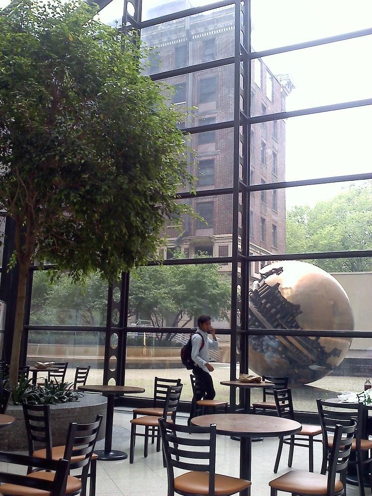 Guggenheim Atrium @Mt  Sinai Hospital | Overlooking Central