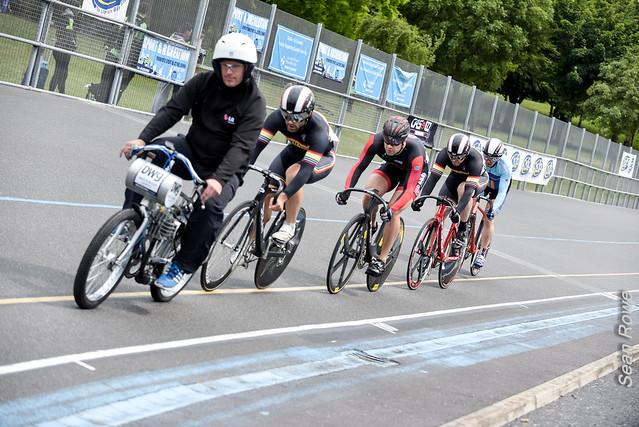International Track meet, Sundrive, Dublin
