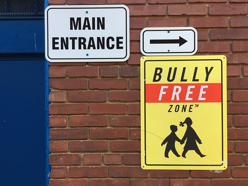 Bully Free Zone | by Lorie Shaull