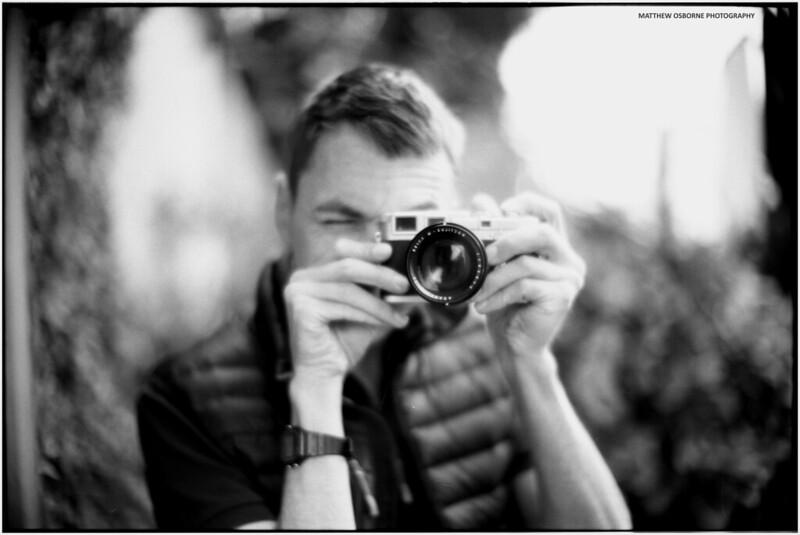 Leica Noctilux Selfie