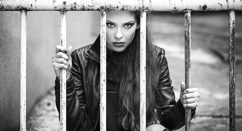 BW portrait | Borqna Bratoeva