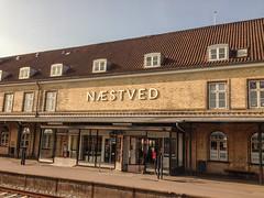 Næstved Rail Station, Denmark