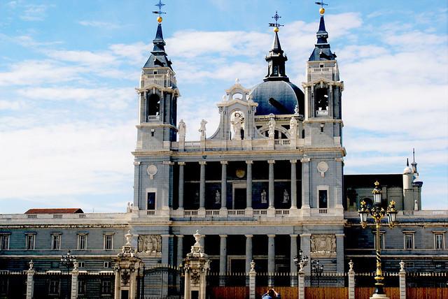 Basílica de la Almudena