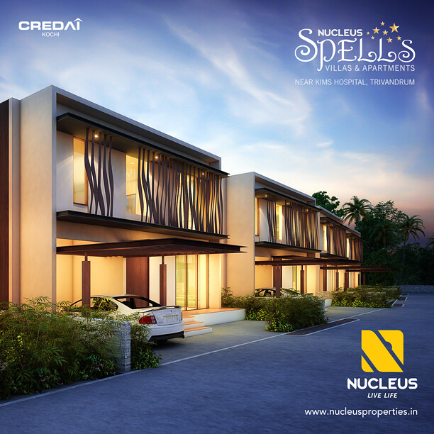 Nucleus Spells | The most trusted builder now in Trivandrum … | Flickr