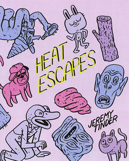 Heat Escapes now available from Radiator Comics! https://www.radiatorcomics.com/shop/minicomics/heat-escapes/ | by jeremytinder