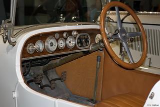 1923 Mercedes 10/40 PS Sports 2