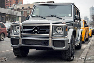 Mercedes AMG G63 | by Karlgoro1