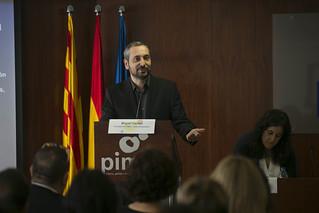 PIMEC va celebrar el 'Fòrum Alqvimia de la Felicitat' en el qual les empreses Infojobs, Alqvimia i PIMEC van explicar casos d'èxit.