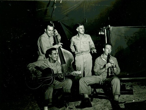 Entertainment, Guadalcanal, 1942