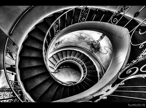 california bw monochrome mystery museum stairs spiral carpet iron fav50 shell rail fav20 enigma collection chandelier staircase udo scala recursive escher fav30 brass homage hdr highdynamicrange pf nautilus chiocciola wrought droste miseenabyme sylmar absolutearchitecture fav10 nethercutt fav100 fav200 tonemapping fav40 5000v fav60 2500v fav90 juici fav80 fav70 flickraward bestcapturesaoi elitegalleryaoi flickraward5 elmofoto lorenzomontezemolo forcurators nethercuttcollectionstairs tidder