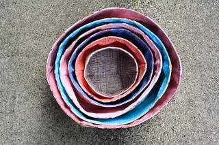 Nesting Bowls Pattern | by Jeni Baker | In Color Order