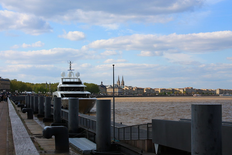 """La Pellegrina"" - Bordeaux - 15 avril 2012"