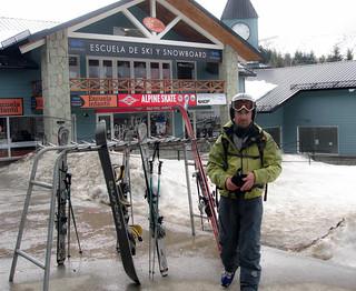 Escuela de Ski y Snowboard - Bariloche, Argentina
