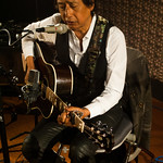 Tue, 05/06/2012 - 11:47am - Alejandro Escovedo performs live on 6.5.12 in WFUV's Studio A. photo by Erica Talbott