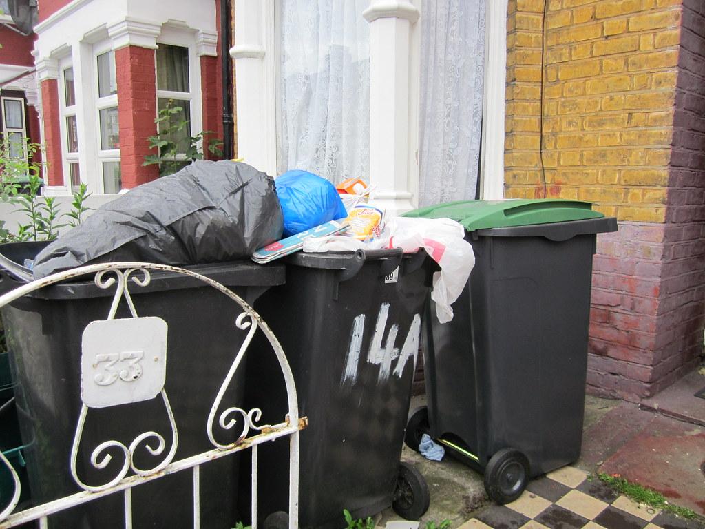33 Harringay Road - Impact of new waste arrangements