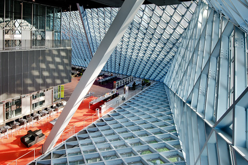 seattle public library | by Filter Coffee