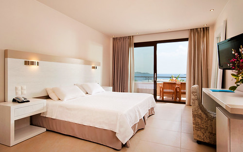 The Executive Junior Suite of the Kassandra Bay Hotel   by KB Collection Hotels & Resorts