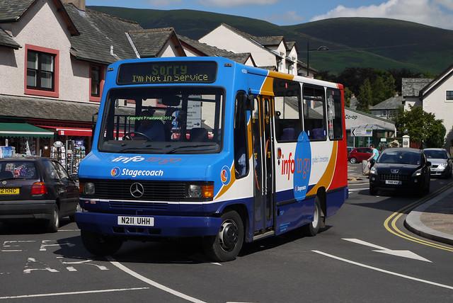 Stagecoach 40011 (N211UHH)