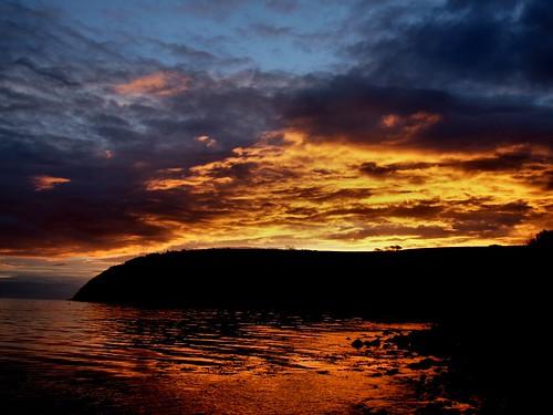 sunrise scotland highlands cromarty sutor