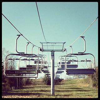 Need a lift? #ski #snowboard #kitchener