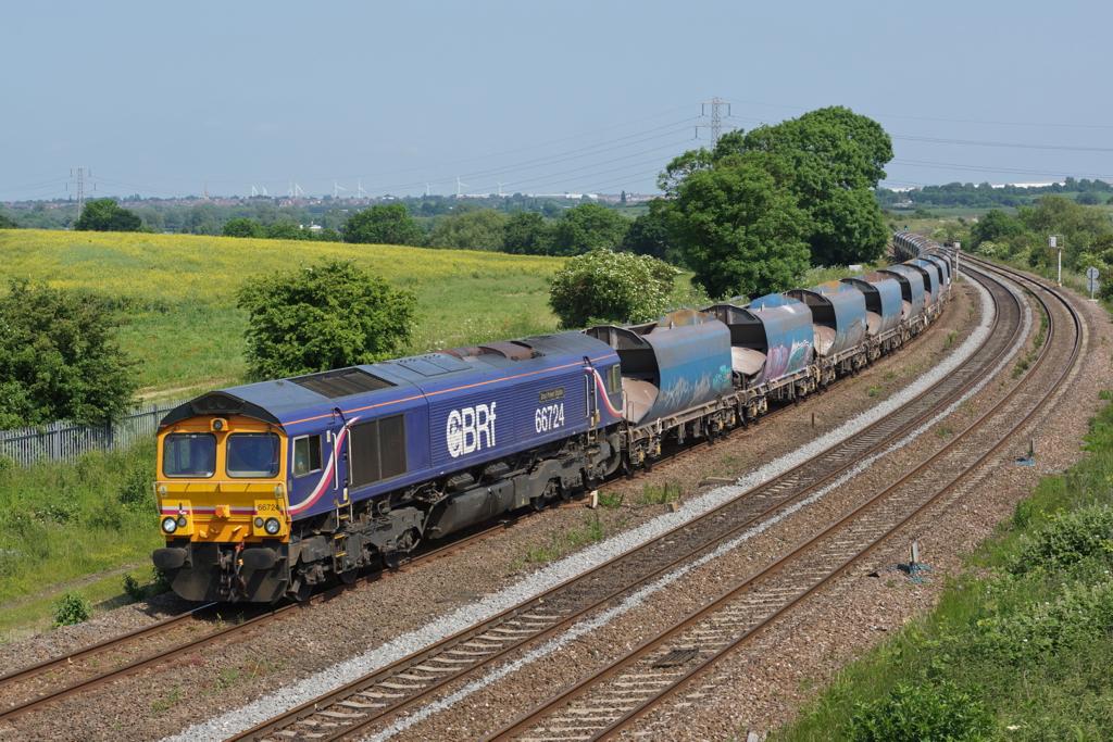 66724 Wellingborough by David smith