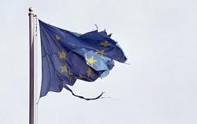 Image result for european flag destroyed