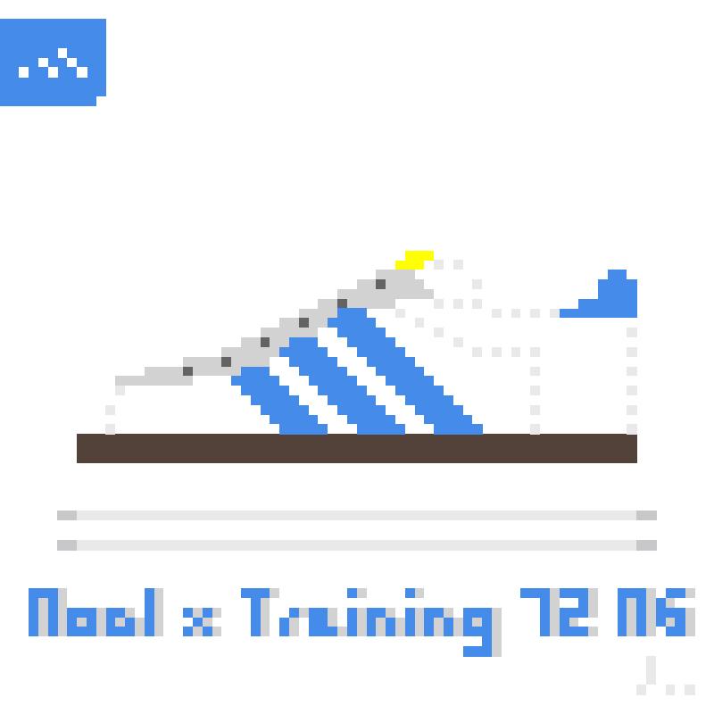 120328 Noel Gallagher X Adidas Training 72 Ng Pixel Art