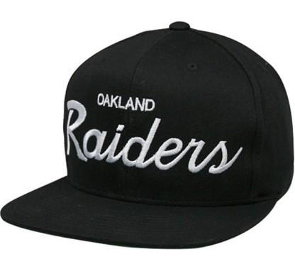 8483ab9aa NFL Mitchell & Ness - Oakland Raiders Snapback Vintage Hat… | Flickr