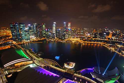 2012-06-17 06-30 Singapore 035 View from Marina Bay Sands | by Allie_Caulfield