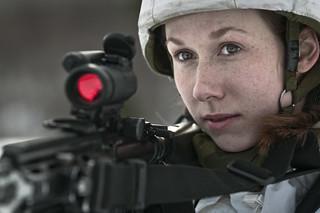 Norwegian Soldier | by Metziker