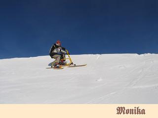 Snowbiking Südtirol