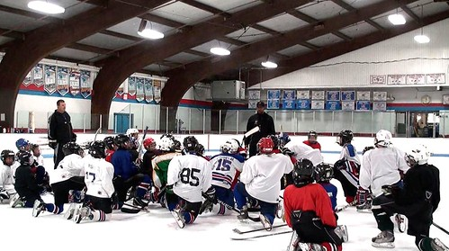 Brad Perry coaching a hockey school in Chicago  21 | by Brad Perry