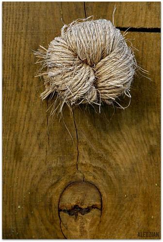 sometimes we are all knotted up   by A n t o i n e t t e