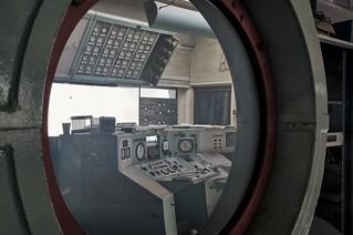 R.A.E  Schlieren observation mirror