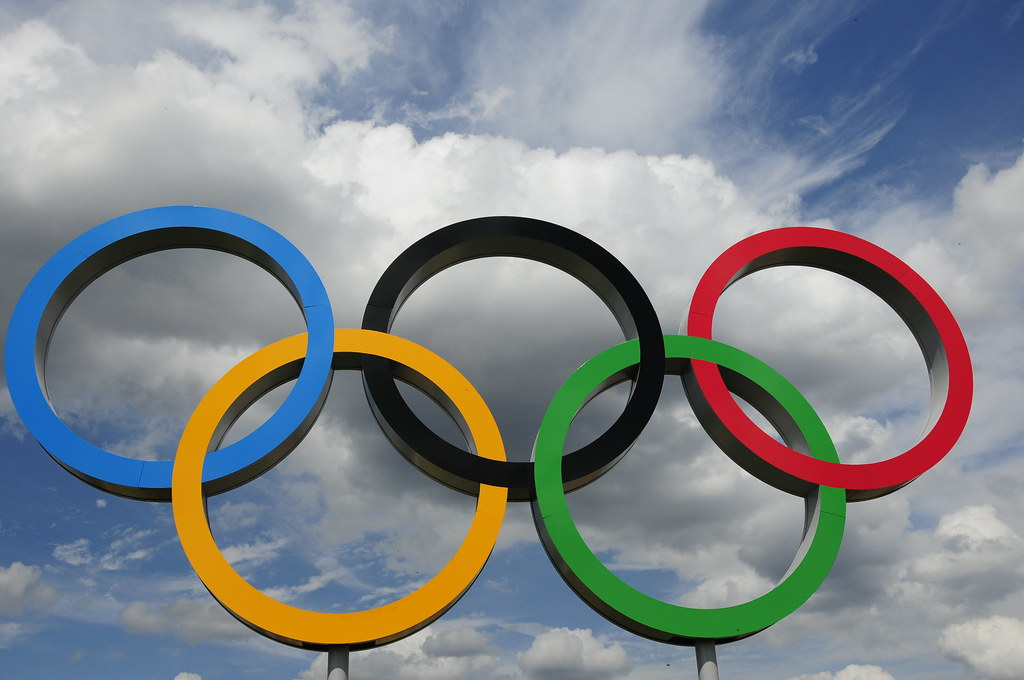 Olympic rings | Department for Digital, Culture, Media and Sport ...