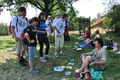 2012. július 27. 10:53 - Tiszavölgy kalandtúra - 3. hétvége: Fenntartható életről szóló feladat Tokajban