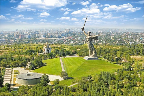The Motherland Calls - Russia | by juanjosevial747