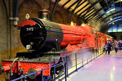 Harry Potter Studio Tour, Hogwarts Express | by Martin Pettitt
