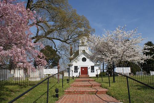All Saints Episcopal Church, Avenue