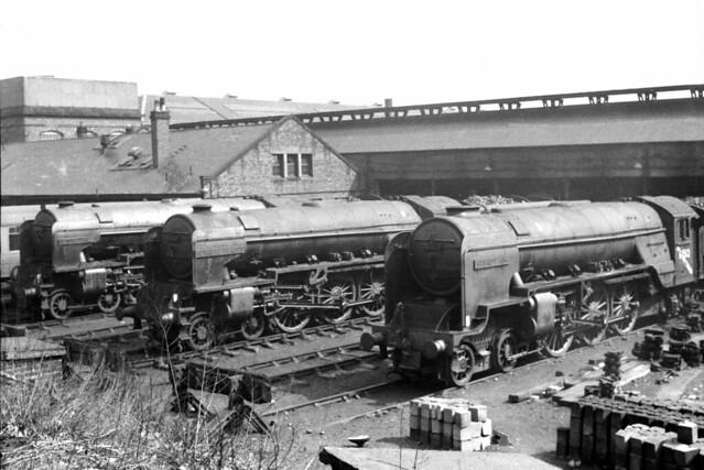 Glasgow Polmadie 66A.