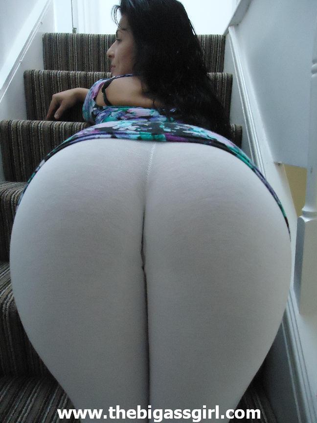 Sexy Asian Jenn Big Ass
