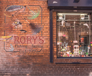 Rory's Fishing Tackle Shop - Established 1959 [Dublin-246]